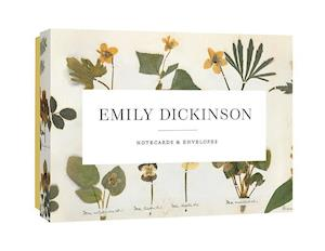 Bog, hardback Emily Dickinson Notecards af Princeton Architectural Press