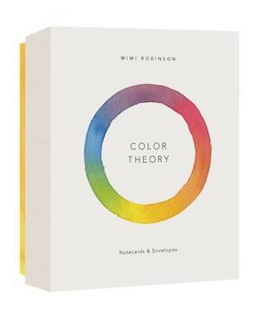 Bog, ukendt format Color Theory Notecards af Mimi Robinson