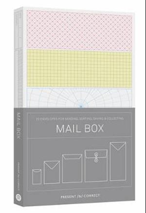 Bog, hardback Mail Box af Present