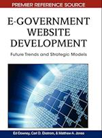 E-Government Website Development (Premier Reference Source)