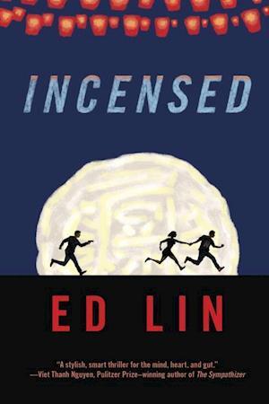 Bog, hardback Incensed af ED LIN