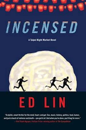 Bog, paperback Incensed af ED LIN