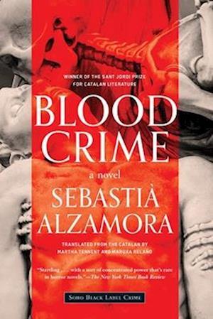 Bog, paperback Blood Crime af Maruxa Relano