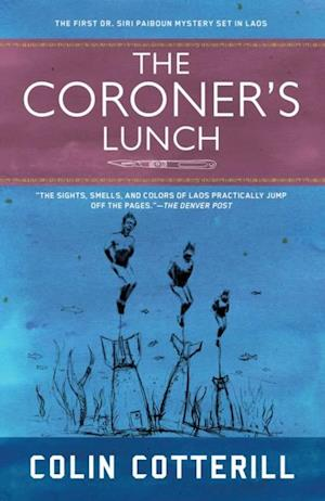 Coroner's Lunch af Colin Cotterill