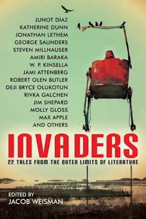 Invaders af Jim Shepard, Amiri Baraka, Max Apple