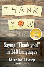 Thank You!: Saying