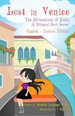 Lost in Venice / Persa a Venezia (a Bilingual Book in English and Italian) af Michelle Longega Wilson