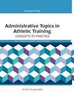 Administrative Topics in Athletic Training