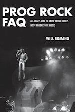 Prog Rock FAQ (FAQ Series)