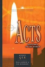 The Book of Acts af Steven Ger