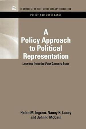 A Policy Approach to Political Representation: Lessons from the Four Corners States