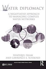 Water Diplomacy (RFF Press Water Policy Series)