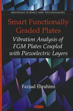 Smart Functionally Graded Plates