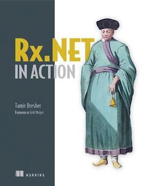Bog, paperback Rx.net in Action af Tamir Dresher