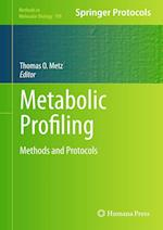 Metabolic Profiling: Methods and Protocols