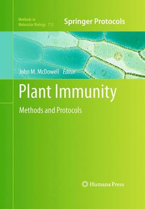 Plant Immunity : Methods and Protocols