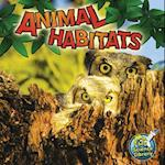 Animal Habitats (My First Science Library)