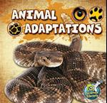 Animal Adaptations (My First Science Library)