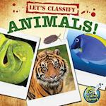 Let's Classify Animals! (My First Science Library)