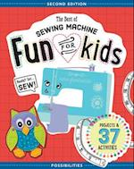The Best of Sewing Machine Fun for Kids af Lynda Milligan