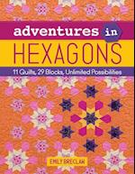 Adventures in Hexagons af Emily Breclaw