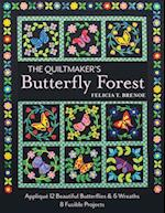 Quiltmaker's Butterfly Forest