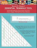 Fast2cut Bonnie K. Hunter's Essential Triangle Tool