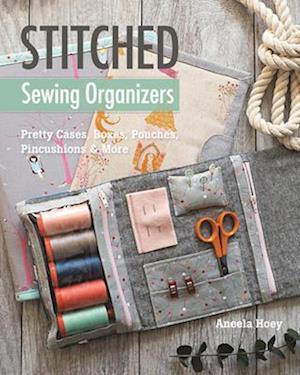 Bog, paperback Stitched Sewing Organizers af Aneela Hoey