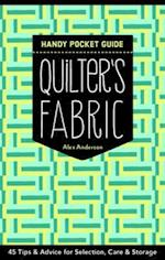Quilter S Fabric Handy Pocket Guide Pop Display