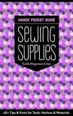 Sewing Supplies Handy Pocket Guide Pop Display