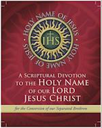 Scriptural Novena to the Holy Name of Our Lord Jesus Christ af Marcus Grodi