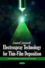 Electrospray Technology for Thin-Film Deposition