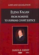 Elena Kagan (Laws and Legislation)
