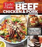 Ultimate Beef, Chicken & Pork Cookbook (Taste of Home)