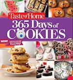 Taste of Home 365 Days of Cookies