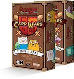 Adventure Time Card Wars Finn vs. Jake