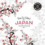 Japan Coloring Book (Vive Le Color)