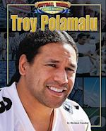 Troy Polamalu (Football Heroes Making a Difference)