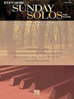 Even More Sunday Solos for Piano (Sunday Solos for Piano)