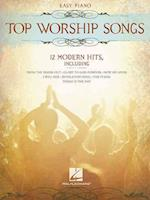 Top Worship Songs (Easy Piano)