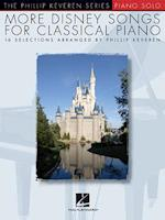 More Disney Songs for Classical Piano af Phillip Keveren