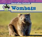 Wombats af Julie Murray