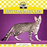 Egyptian Mau Cats af Jill C. Wheeler