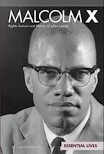 Malcolm X (Essential Lives)