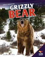 Grizzly Bear af Jody Jensen Shaffer