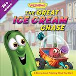 The Great Ice Cream Chase af VeggieTales