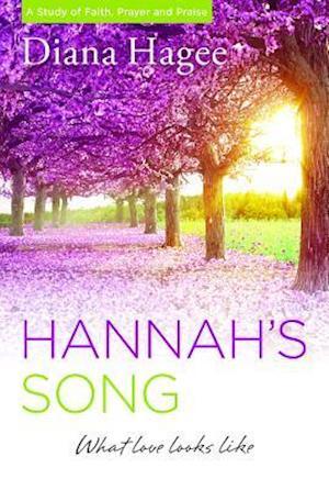 Bog, paperback Hannah's Song af Diana Hagee