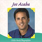 Joe Acaba (Little World Biographies)