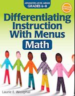Differentiating Instruction with Menus (Differentiating Instruction With Menus)