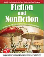 Fiction and Nonfiction (Clear Curriculum Units for Grade 4)